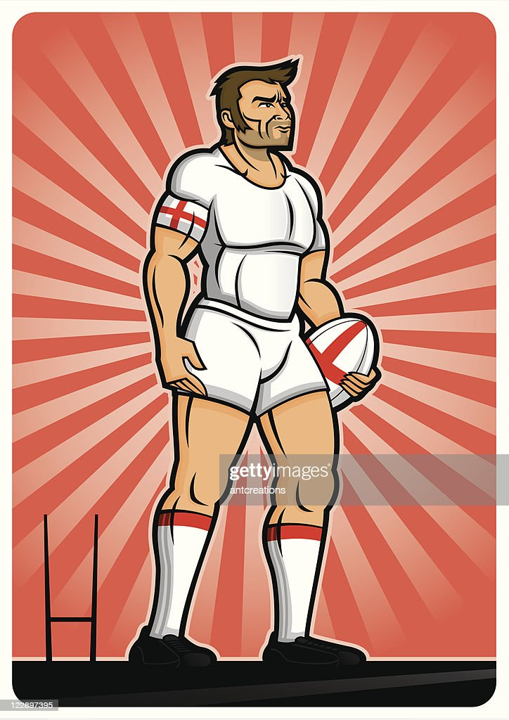 Rugby Player England