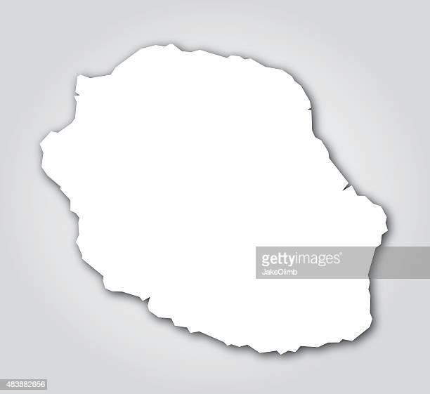 Réunion Silhouette White