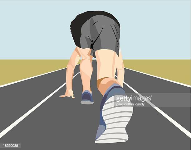 Runner's Stance