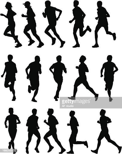 60 meilleurs course pied illustrations cliparts - Image coureur humoristique ...