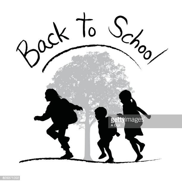Running Back To School