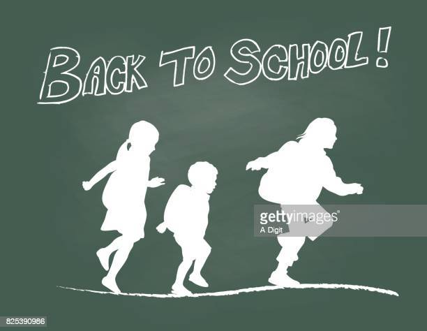 Running Back To School