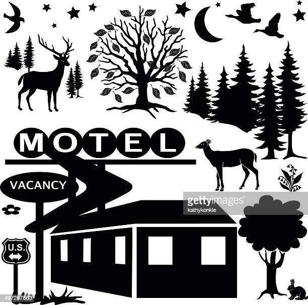 rural motel design elements