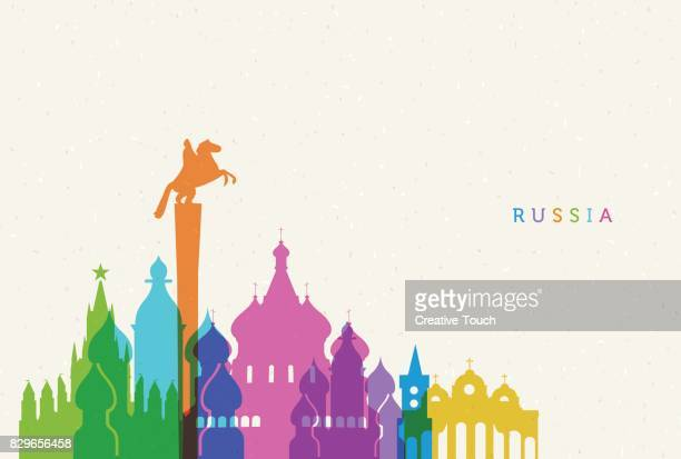 russia - russia stock illustrations