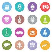 Russian Icon Set