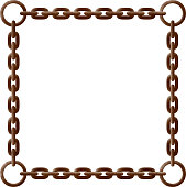Rusty chain frame