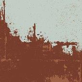 Rusty texture. Grunge background