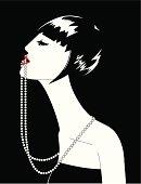 1920's Seductress