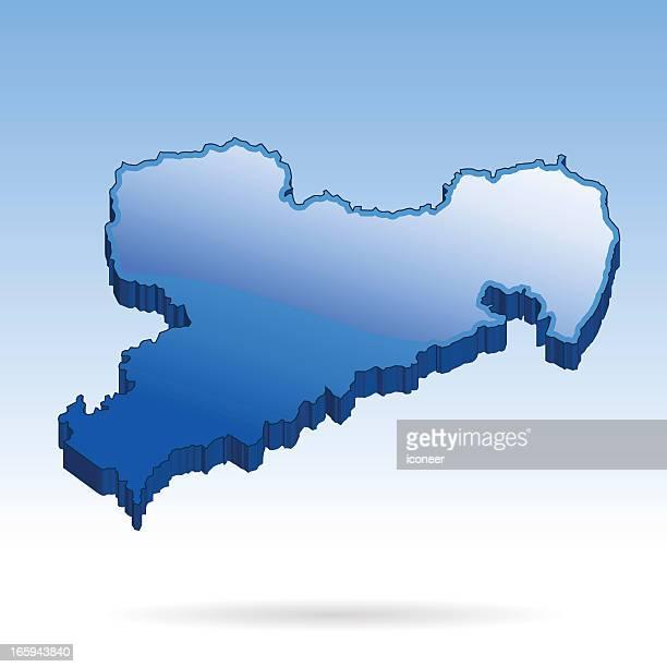 Sachsen - German State