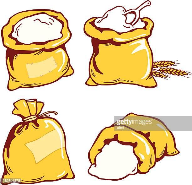 サックス - 布の袋点のイラスト素材/クリップアート素材/マンガ素材/アイコン素材