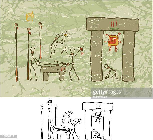 Sacrifice At Stonehenge