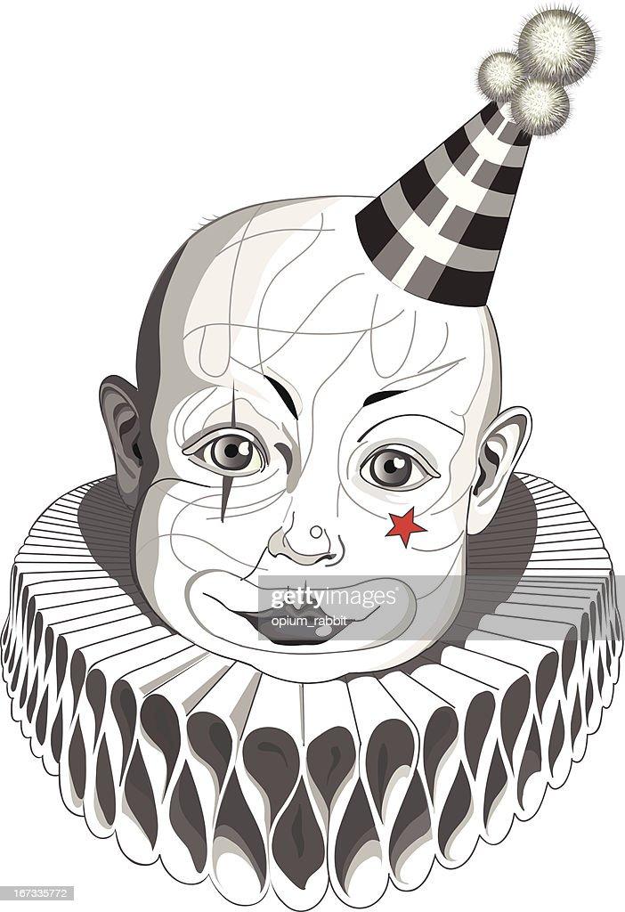 Sad Baby Clown
