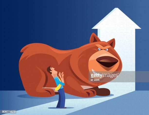 Scared Bear Cliparts - Cliparts Zone