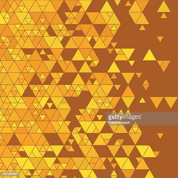 Safari-Dreieck-Design-Hintergrund Square