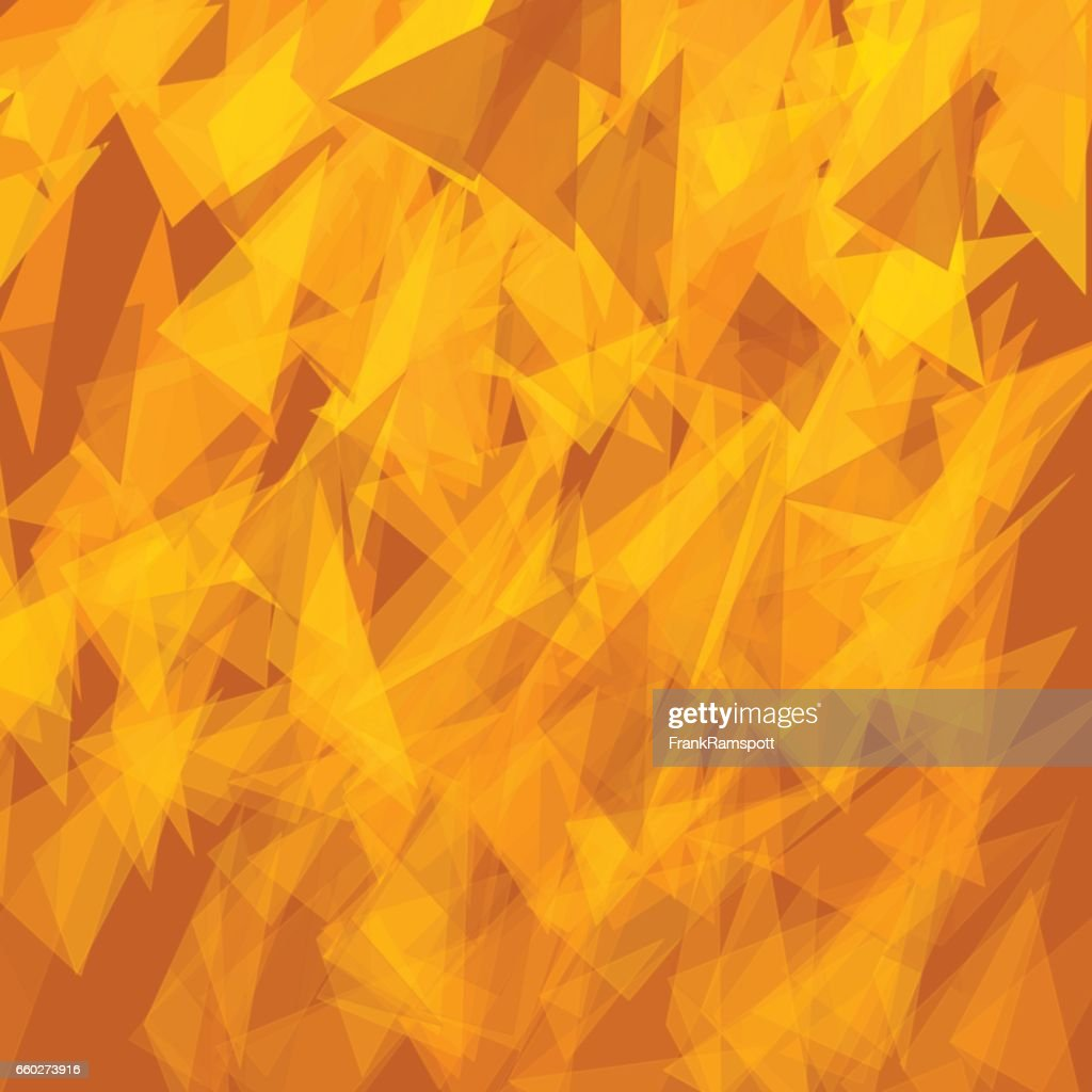 Safari-Dreieck-geometrischen Vektor-Muster : Stock-Illustration
