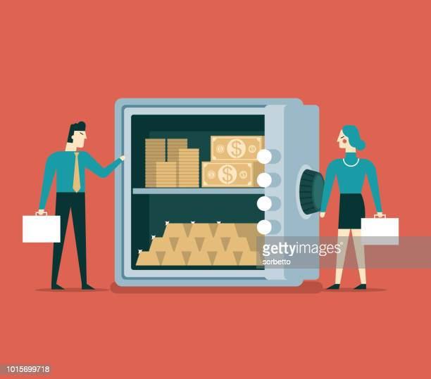 Safe Storage of Money - Couple