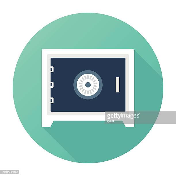 safe vault - safe stock illustrations
