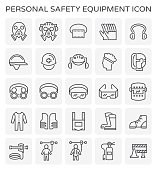 safety equipment icon
