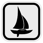 sailboat, frame