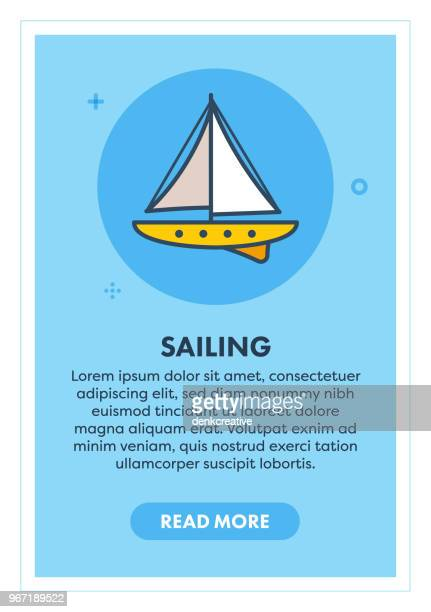 Sailing Concept Banner