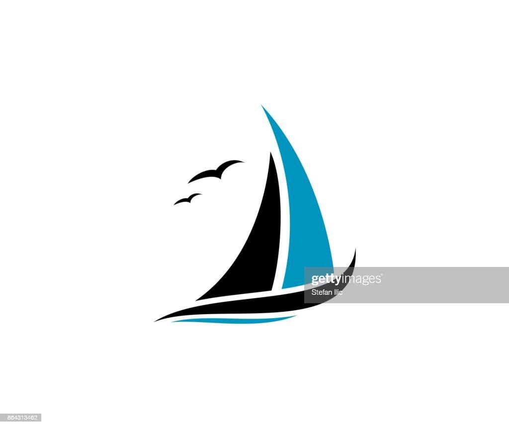 Sailing icon