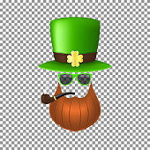 Saint Patrick's Concept Icon