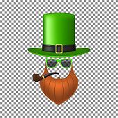 Saint Patrick's Concept Symbol