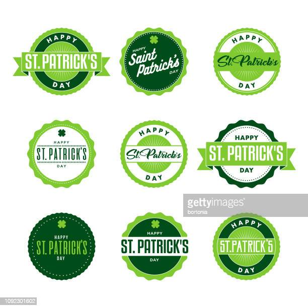 聖パトリックの日 - 聖パトリックの日点のイラスト素材/クリップアート素材/マンガ素材/アイコン素材