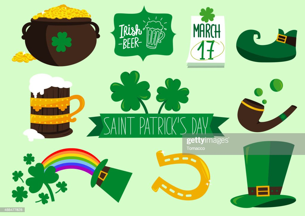 Saint Patricks elements