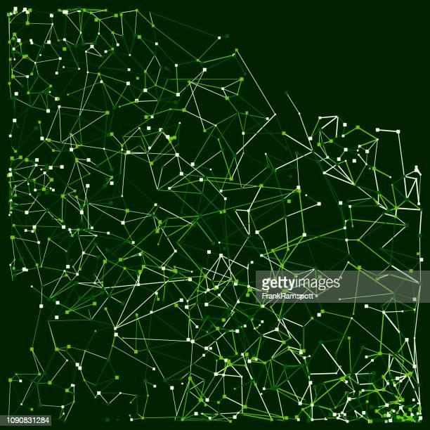 Salat neuronalen Netzes Vektormuster