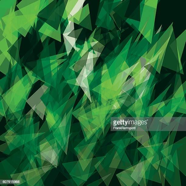 ilustraciones, imágenes clip art, dibujos animados e iconos de stock de salad triangle geometric vector pattern - frank ramspott