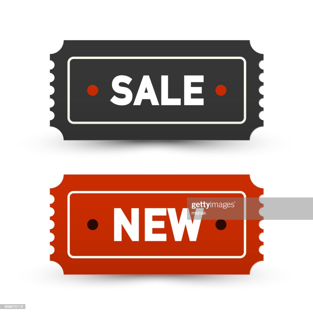 Sale and New Tickets