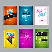 Sale Design Set