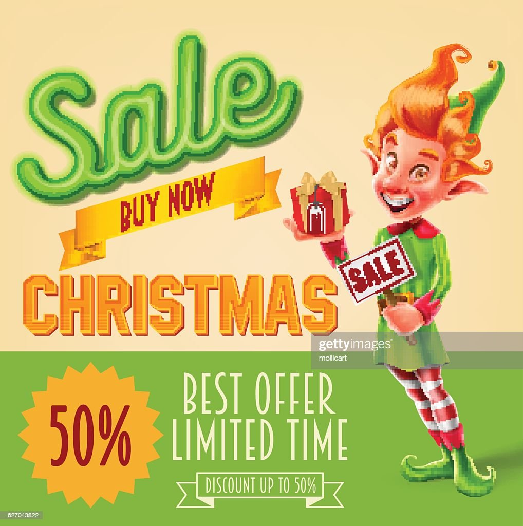 sale for christmas
