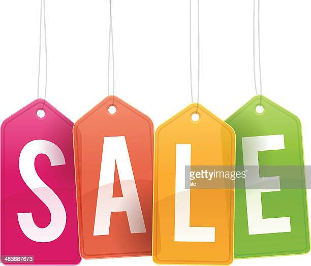 sale tags - labeling stock illustrations, clip art, cartoons, & icons