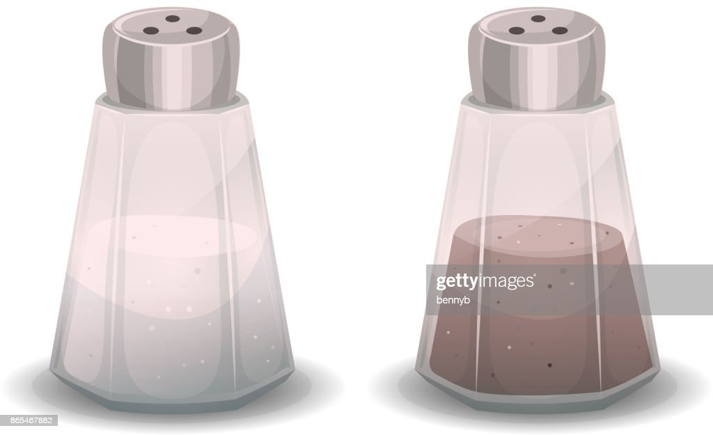 Salt And Pepper Spices Shaker