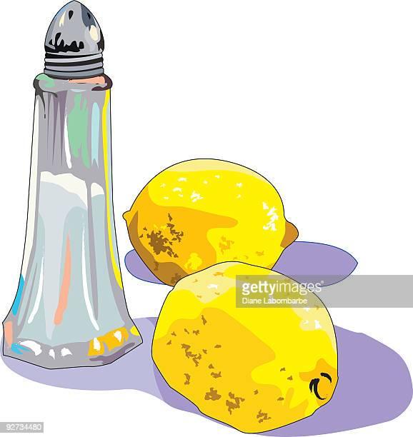 Salt & Lemons