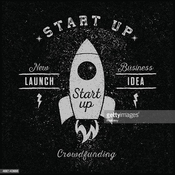 A sample poster for start up businesses