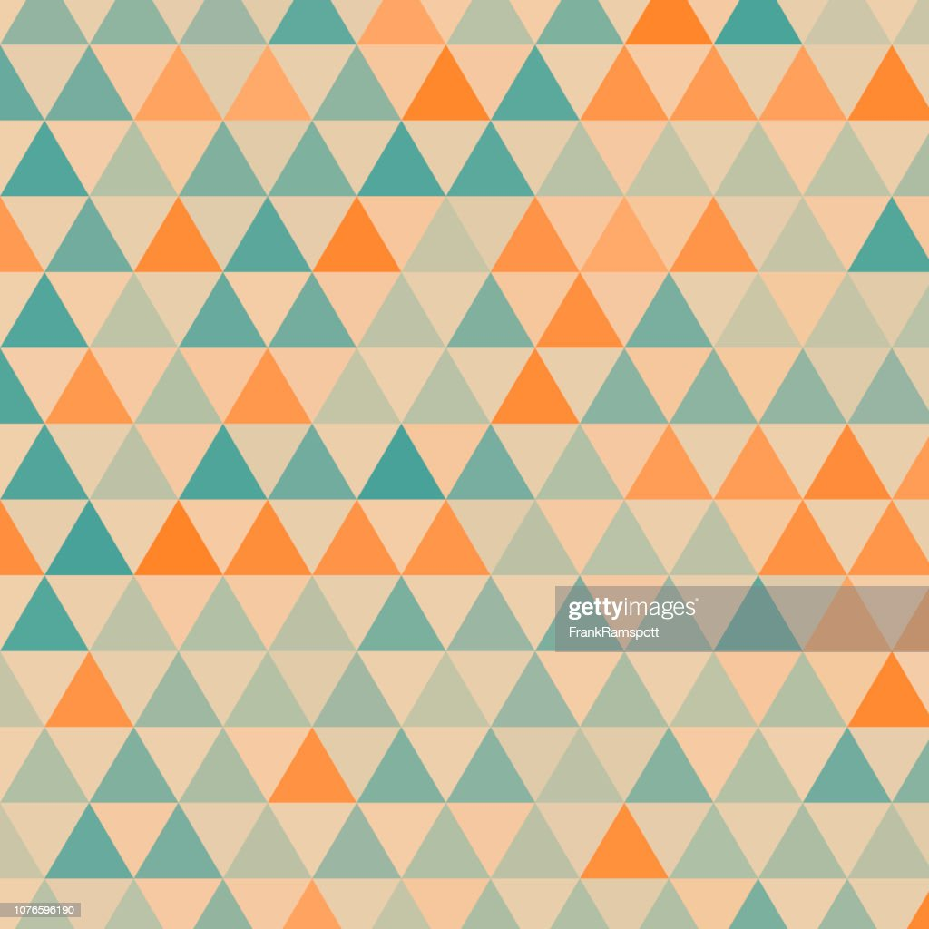 Vektormuster Sand gleichseitiges Dreieck : Vektorgrafik