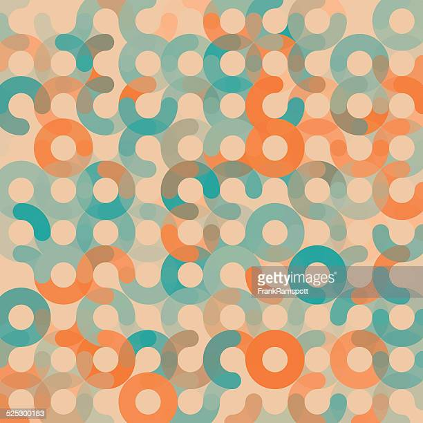 Sand Geometrische Kreis Muster Square