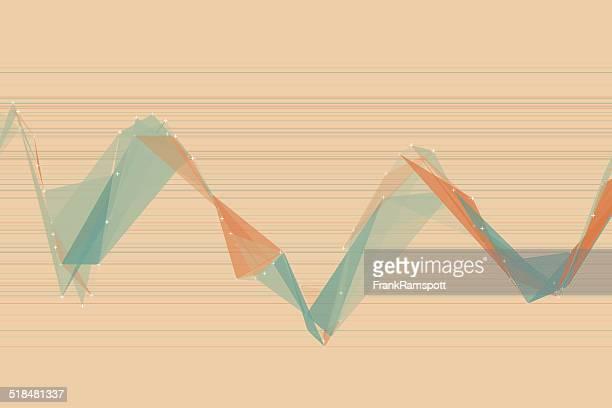 Sand Polygon Triangle Diagramm
