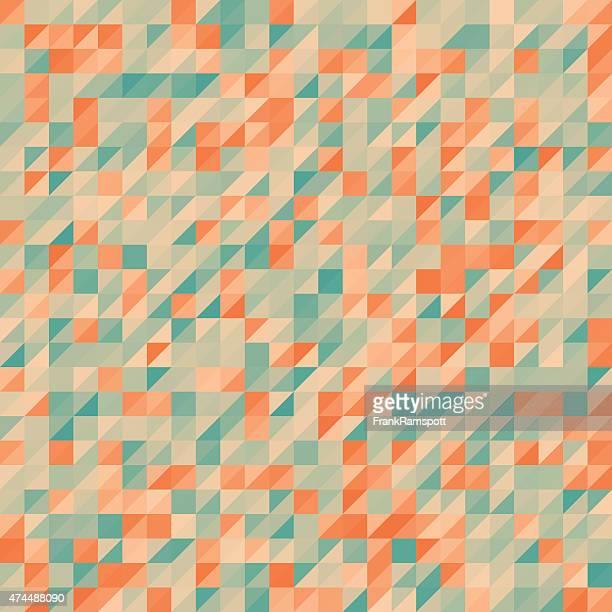 Sand Triangle Geometrie Muster