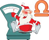 Santa Claus Astrological Sign in the Zodiac