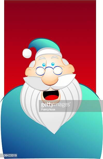 Santa Claus Face V