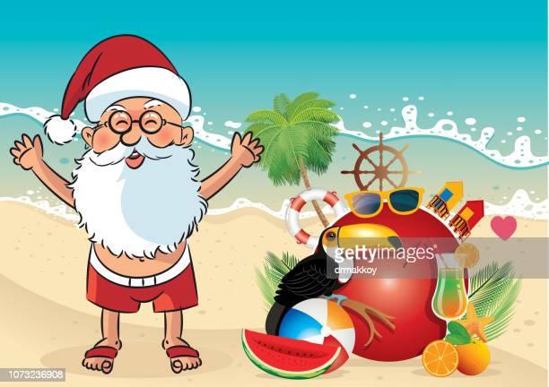 Santa Claus in Australia