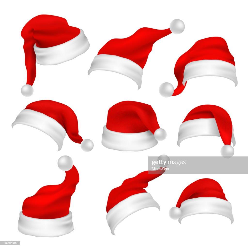 Photo Booth Weihnachten.Weihnachtsmann Rot Hut Foto Stand Requisiten Weihnachten