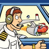 Santa Plane Accident