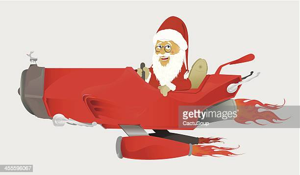 Santas car