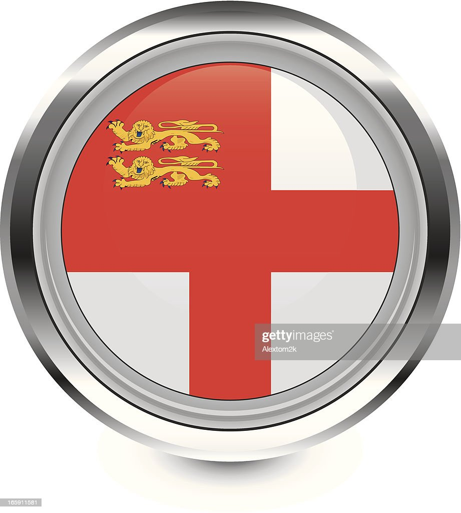 Sark Flag Icon Vector Art Getty Images