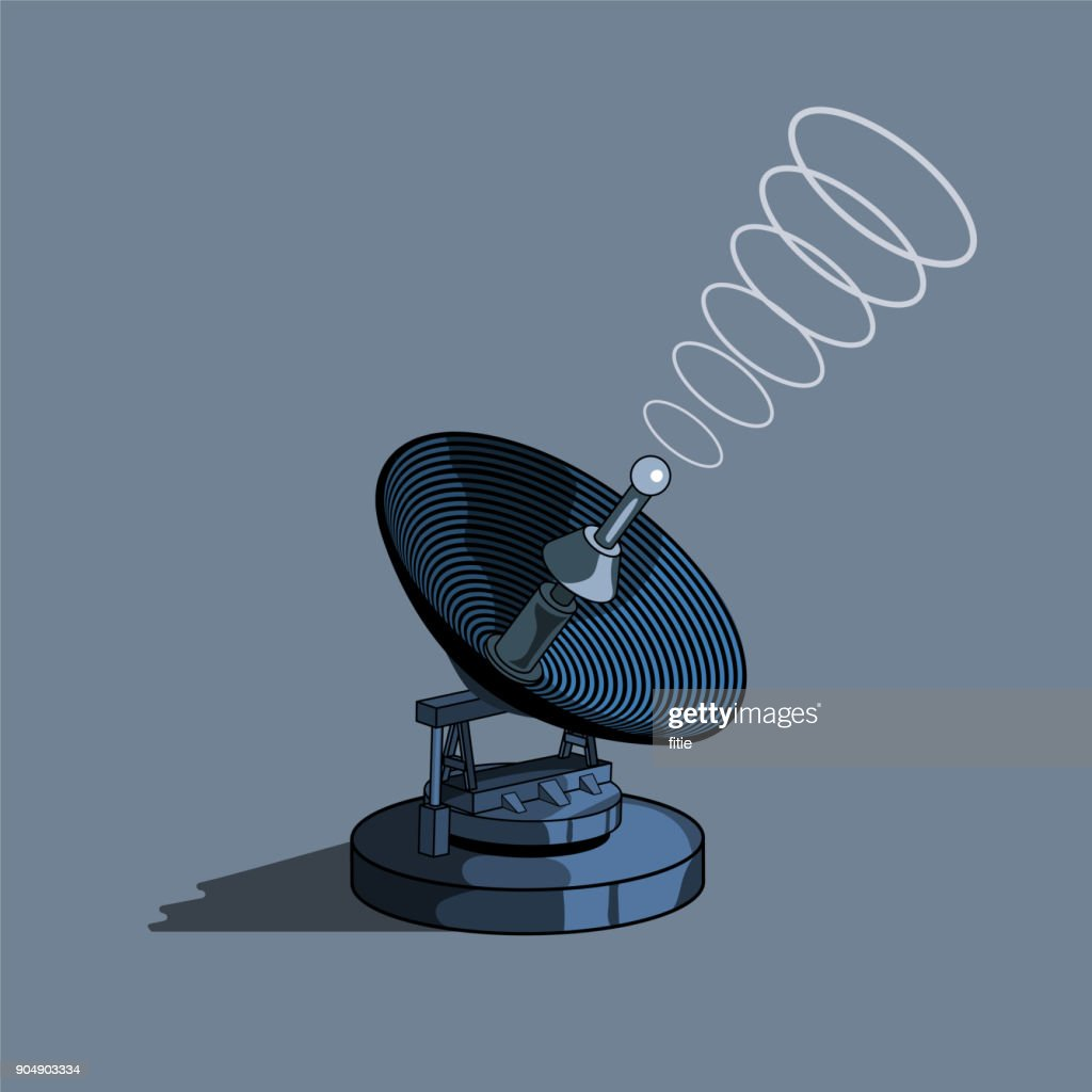 Satellite Dish ,Communications Tower,Antenna